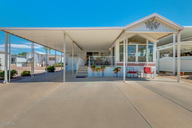 17200 W Bell Road #1202, Surprise, AZ 85374 (MLS #5773010) :: The Jesse Herfel Real Estate Group