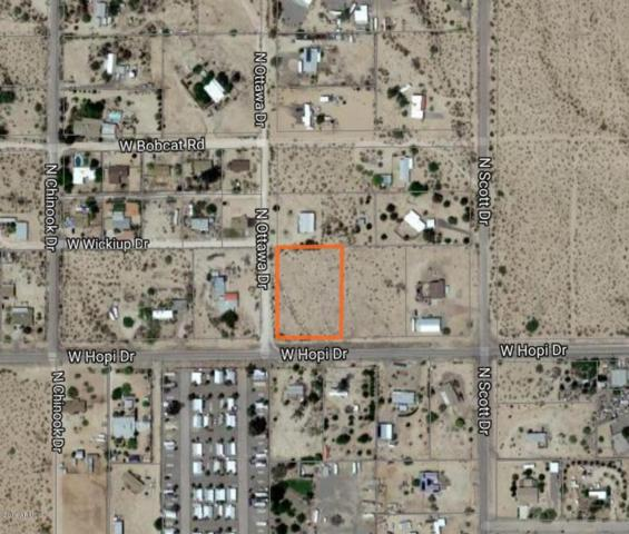 0 W Hopi Drive, Casa Grande, AZ 85122 (MLS #5773583) :: The Daniel Montez Real Estate Group