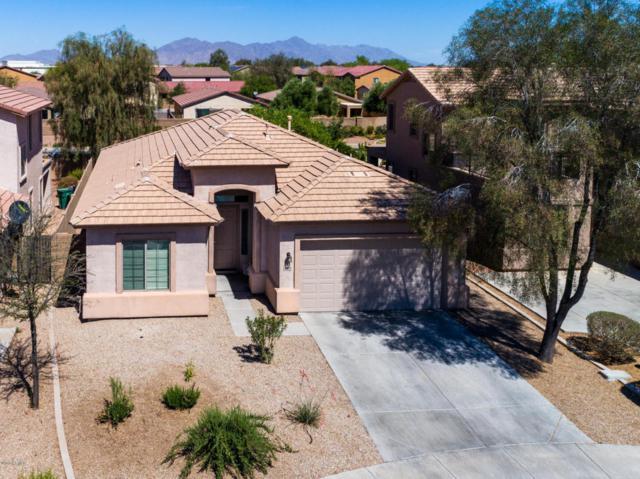 20442 N Jones Drive, Maricopa, AZ 85138 (MLS #5773708) :: Kortright Group - West USA Realty