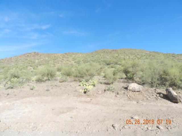 00 N Cow Creek Road, Morristown, AZ 85342 (MLS #5773721) :: Brett Tanner Home Selling Team