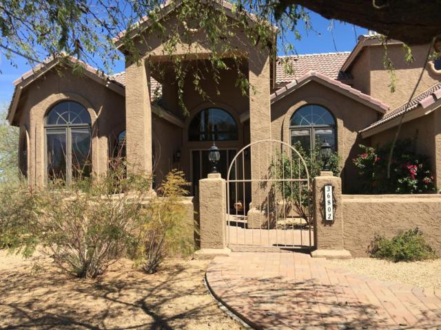36802 N Stardust Lane, Carefree, AZ 85377 (MLS #5773780) :: Occasio Realty