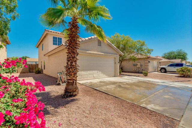11818 W Shaw Butte Drive, El Mirage, AZ 85335 (MLS #5773907) :: The Everest Team at My Home Group