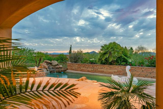 12868 N 116TH Street, Scottsdale, AZ 85259 (MLS #5774242) :: My Home Group