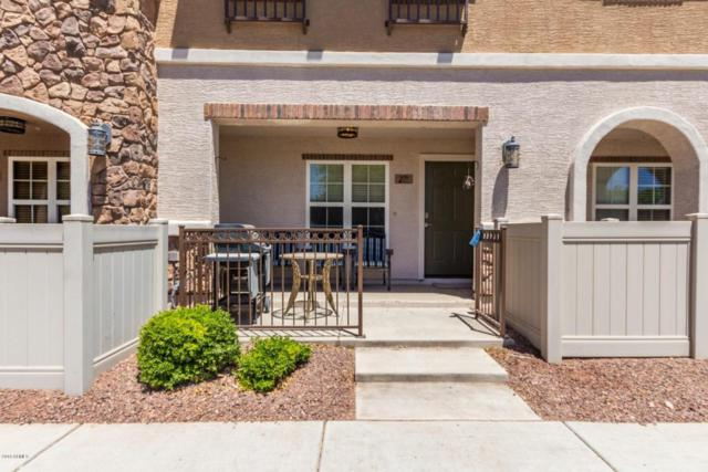 2670 S Voyager Drive #109, Gilbert, AZ 85295 (MLS #5774386) :: My Home Group