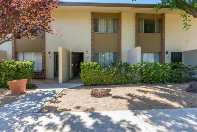 4701 N 68TH Street #121, Scottsdale, AZ 85251 (MLS #5774395) :: My Home Group
