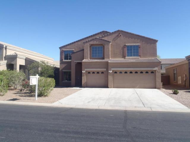 42797 W Wild Horse Trail, Maricopa, AZ 85138 (MLS #5774570) :: The Everest Team at My Home Group