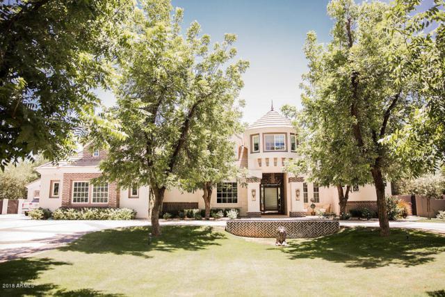 20455 E Sunset Court, Queen Creek, AZ 85142 (MLS #5774598) :: Conway Real Estate