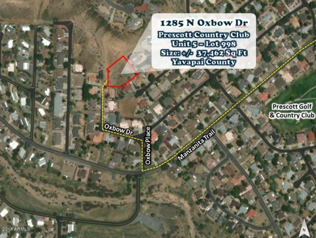 1285 N Oxbow Drive, Dewey, AZ 86327 (MLS #5774623) :: Phoenix Property Group