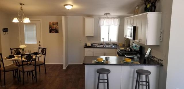 5601 Pine Ridge Drive, Happy Jack, AZ 86024 (MLS #5774681) :: The Daniel Montez Real Estate Group