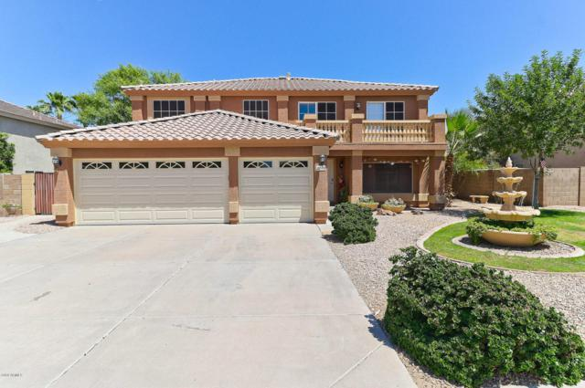 2700 E Pinto Drive, Gilbert, AZ 85296 (MLS #5774737) :: The Jesse Herfel Real Estate Group