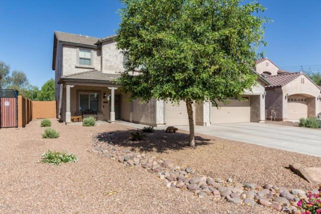20822 N 260TH Lane, Buckeye, AZ 85396 (MLS #5774795) :: Kortright Group - West USA Realty