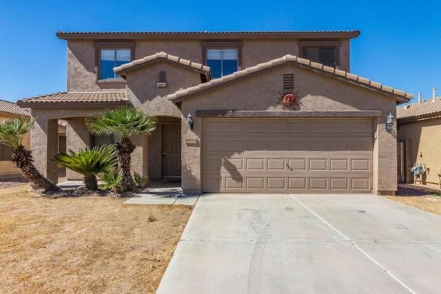43936 W Sagebrush Trail, Maricopa, AZ 85138 (MLS #5774831) :: My Home Group
