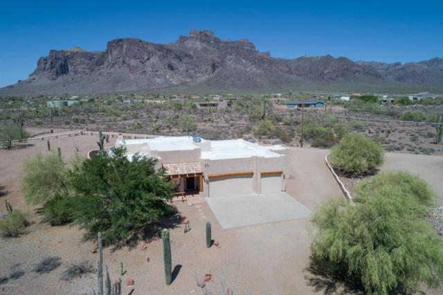 550 N Geronimo Road, Apache Junction, AZ 85119 (MLS #5774852) :: My Home Group