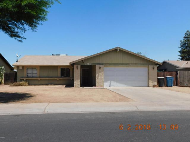 3113 N 89TH Drive, Phoenix, AZ 85037 (MLS #5774980) :: The Everest Team at My Home Group