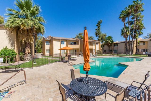 8055 E Thomas Road A203, Scottsdale, AZ 85251 (MLS #5775108) :: My Home Group