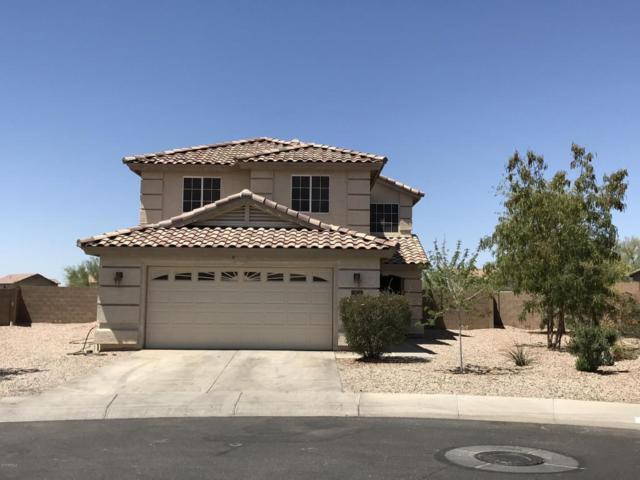22871 W Solano Drive, Buckeye, AZ 85326 (MLS #5775199) :: Lux Home Group at  Keller Williams Realty Phoenix