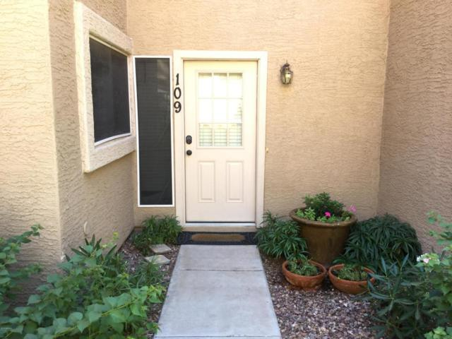 1633 E Lakeside Drive #109, Gilbert, AZ 85234 (MLS #5775343) :: Essential Properties, Inc.