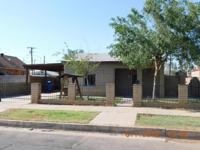 1340 W Taylor Street, Phoenix, AZ 85007 (MLS #5775475) :: My Home Group