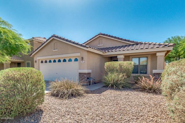636 S Concord Street, Gilbert, AZ 85296 (MLS #5775512) :: My Home Group