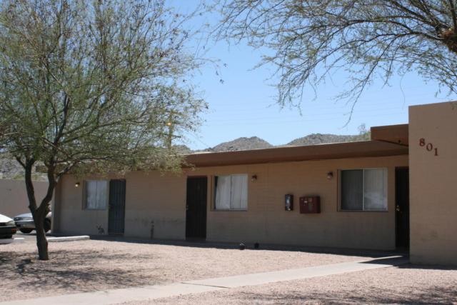 801 E Siesta Drive, Phoenix, AZ 85042 (MLS #5775612) :: RE/MAX Excalibur