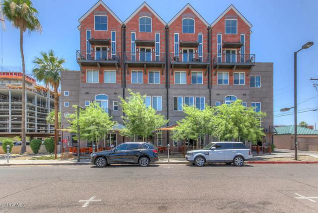 215 E Mckinley Street #403, Phoenix, AZ 85004 (MLS #5775622) :: Essential Properties, Inc.