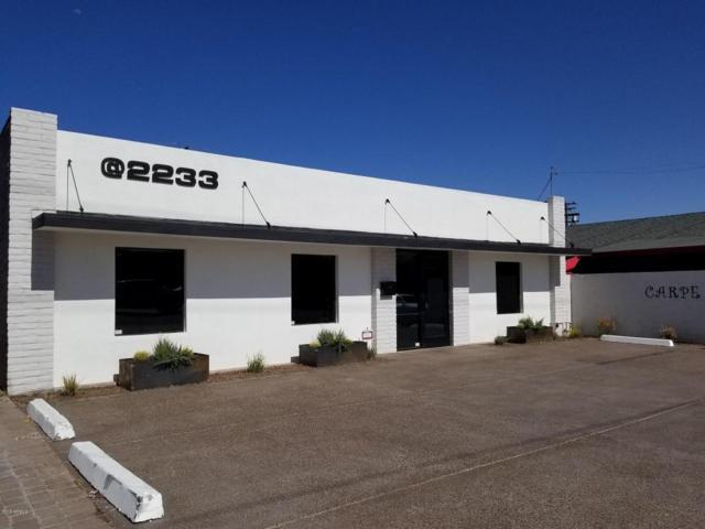 2233 N 7TH Street, Phoenix, AZ 85006 (MLS #5775630) :: The Garcia Group