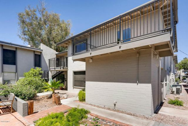 4111 E Camelback Road #28, Phoenix, AZ 85018 (MLS #5775668) :: The Daniel Montez Real Estate Group