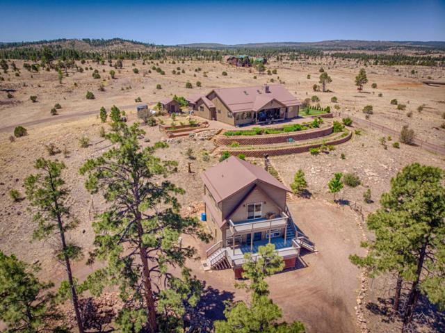 5835-Y Capps Meadow Road, Pinedale, AZ 85934 (MLS #5775830) :: RE/MAX Excalibur