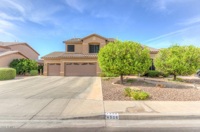 4506 E Decatur Street, Mesa, AZ 85205 (MLS #5776323) :: Essential Properties, Inc.
