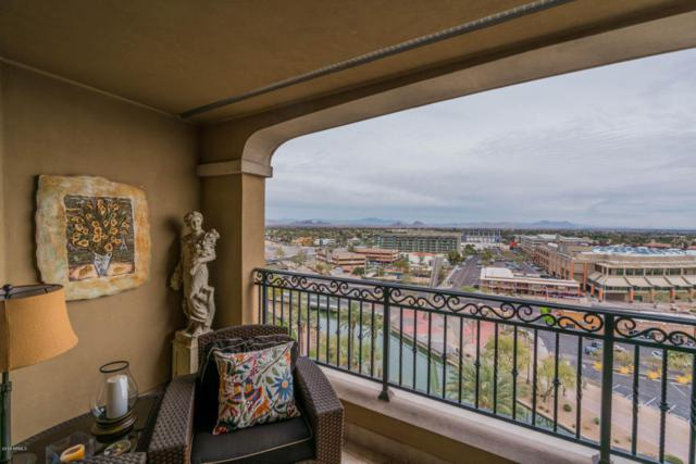 7175 E Camelback Road #1005, Scottsdale, AZ 85251 (MLS #5776325) :: The Daniel Montez Real Estate Group