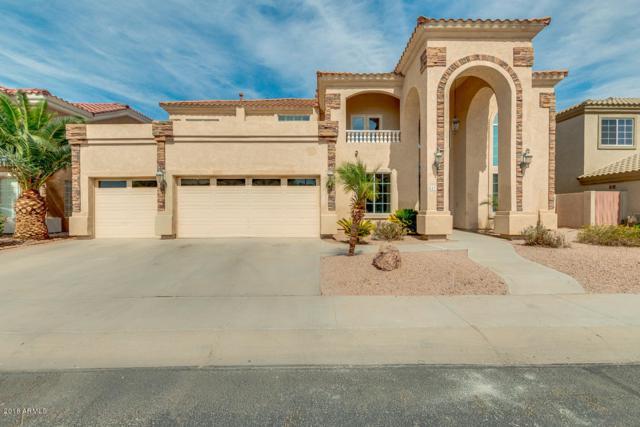 557 N Mondel Drive, Gilbert, AZ 85233 (MLS #5776409) :: The Daniel Montez Real Estate Group