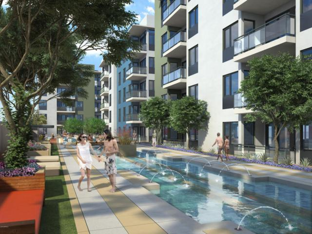 3131 N Central Avenue #4008, Phoenix, AZ 85012 (MLS #5776550) :: Essential Properties, Inc.