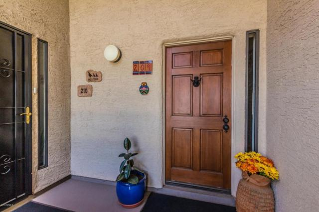 9550 N 94TH Place #209, Scottsdale, AZ 85258 (MLS #5776578) :: Riddle Realty
