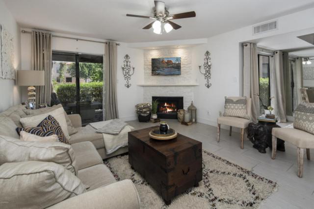 9550 N 94th Place #101, Scottsdale, AZ 85258 (MLS #5776939) :: My Home Group