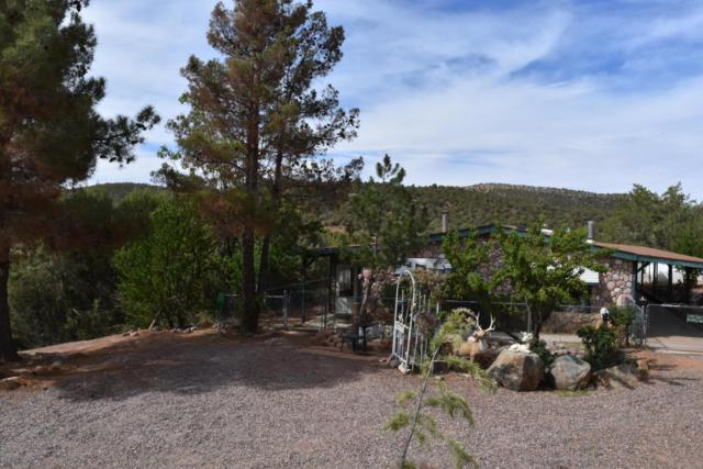 795 W Oxbow Trail, Payson, AZ 85541 (MLS #5777022) :: The Daniel Montez Real Estate Group