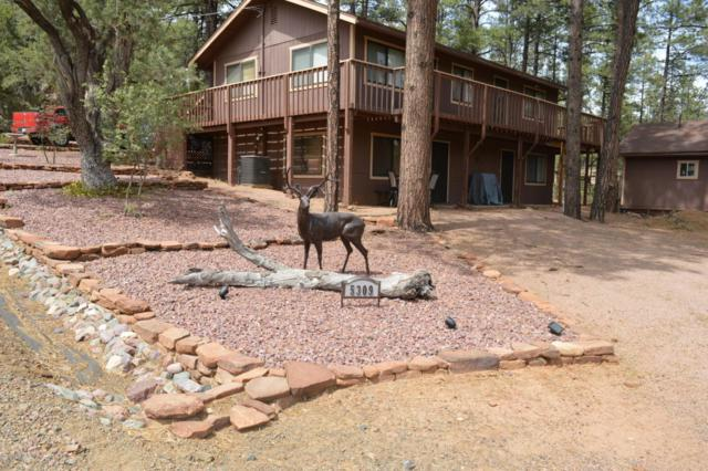 5309 N Mule Circle, Pine, AZ 85544 (MLS #5777220) :: Essential Properties, Inc.