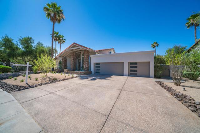 9881 E Doubletree Ranch Road, Scottsdale, AZ 85258 (MLS #5777267) :: RE/MAX Excalibur
