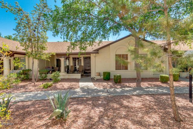 8140 N 107TH Avenue #122, Peoria, AZ 85345 (MLS #5777405) :: Essential Properties, Inc.