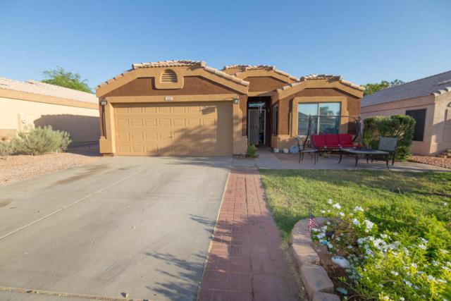 1327 W Mesquite Avenue, Apache Junction, AZ 85120 (MLS #5777410) :: The Jesse Herfel Real Estate Group