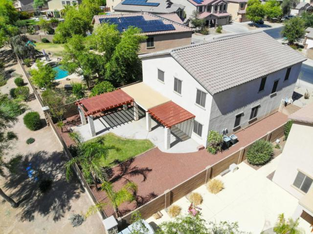 20200 N Donithan Way, Maricopa, AZ 85138 (MLS #5777419) :: Kortright Group - West USA Realty