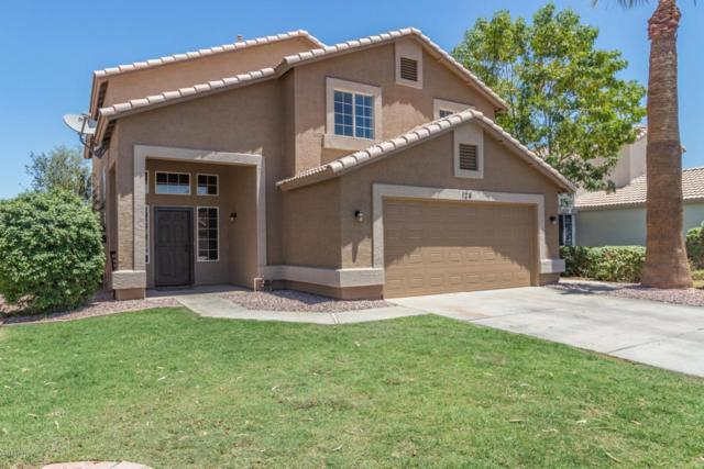 124 W Smoke Tree Road, Gilbert, AZ 85233 (MLS #5777479) :: Essential Properties, Inc.