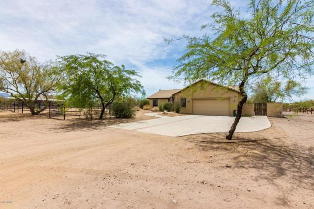 11519 E Elmwood Street, Mesa, AZ 85207 (MLS #5777513) :: The Everest Team at My Home Group