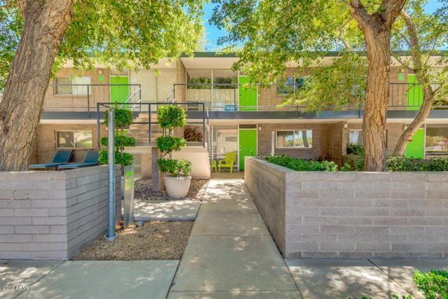7601 E 2ND Street #12, Scottsdale, AZ 85251 (MLS #5777633) :: The Pete Dijkstra Team