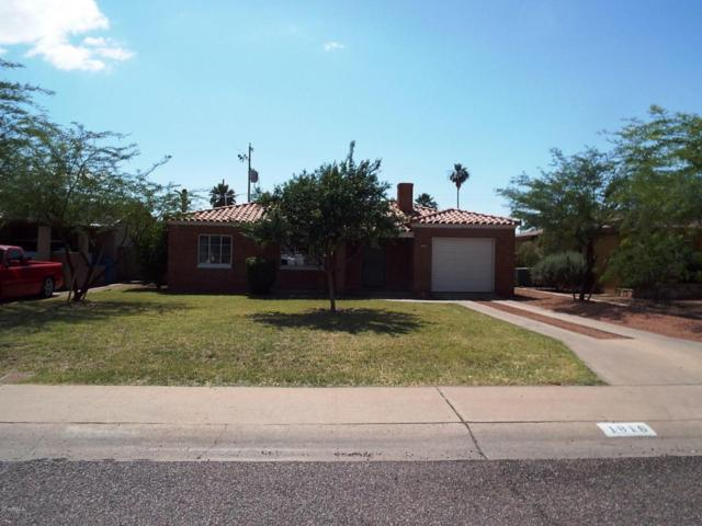 1816 N 18TH Place, Phoenix, AZ 85006 (MLS #5777786) :: The Daniel Montez Real Estate Group
