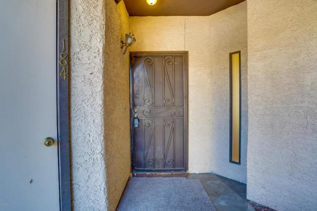 11666 N 28TH Drive #184, Phoenix, AZ 85029 (MLS #5777906) :: Essential Properties, Inc.