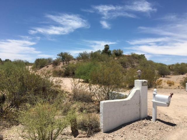 1850 Mountain View Drive, Wickenburg, AZ 85390 (MLS #5777913) :: The Garcia Group @ My Home Group