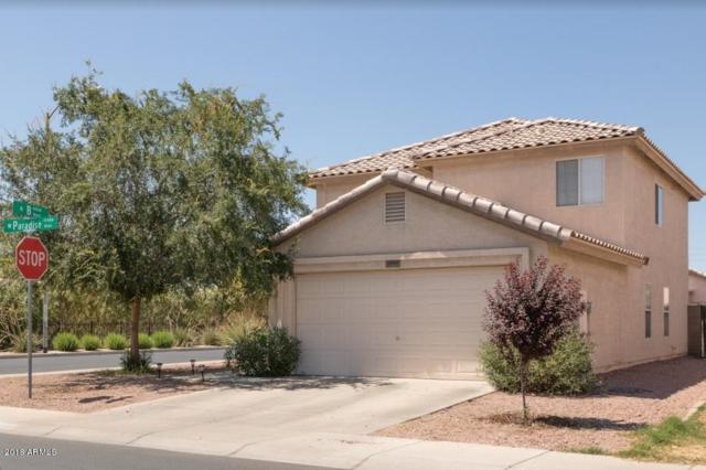 11846 W Paradise Drive, El Mirage, AZ 85335 (MLS #5778006) :: My Home Group