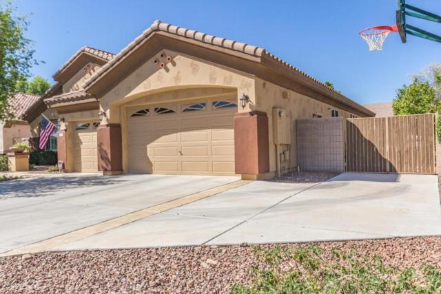 8558 W Clara Lane, Peoria, AZ 85382 (MLS #5778016) :: The W Group