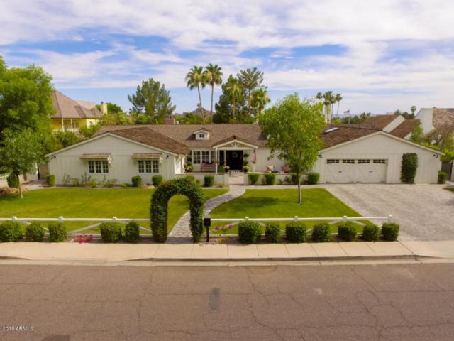 5625 E Exeter Boulevard, Phoenix, AZ 85018 (MLS #5778046) :: The Daniel Montez Real Estate Group