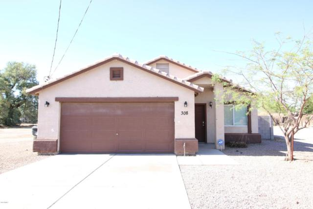 308 W 2ND Place, Eloy, AZ 85131 (MLS #5778104) :: Yost Realty Group at RE/MAX Casa Grande